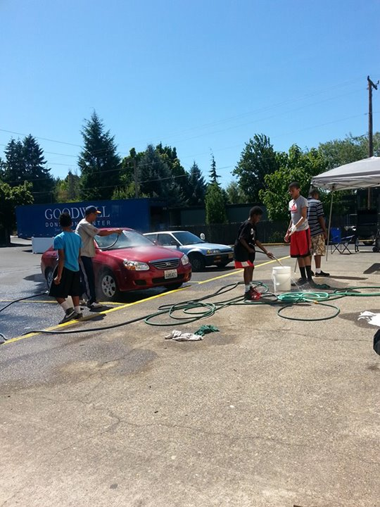 Car Wash Fundraiser in August